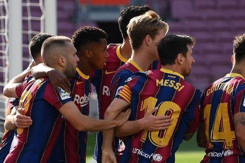 Klasemen Liga Spanyol Usai El Clasico, Barcelona Terlempar dari 10 Besar