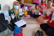 Tingkatkan Kesadaran Warga akan Bahaya TB, Dompet Dhuafa Sulsel Gelar Program Ketuk Pintu