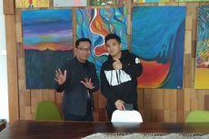 Aksi Boy William dan Ridwan Kamil, dari Nge-Vlog Bareng hingga Main Tik Tok