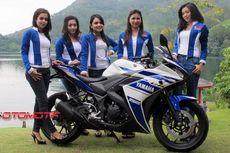 Yamaha R25 Siap