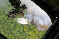 Kalbar Gunakan Helikopter Rusia untuk Padamkan Kebakaran Hutan