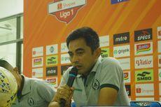 PSS Sleman Vs Persib Bandung, Seto Sudah Pelajari Permainan Maung Bandung