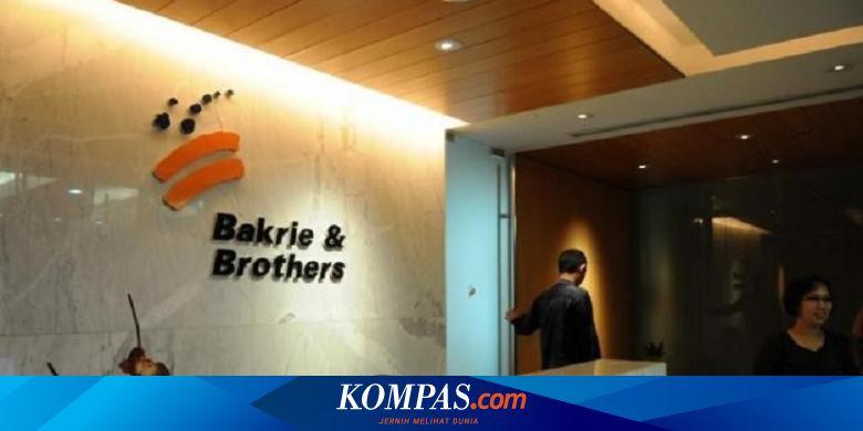 BNBR 2019, Bakrie & Brothers Raup Laba Bersih Rp 800 Miliar