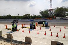 Jasa Marga Tambah Gardu Pembayaran di Gerbang Tol Cikampek