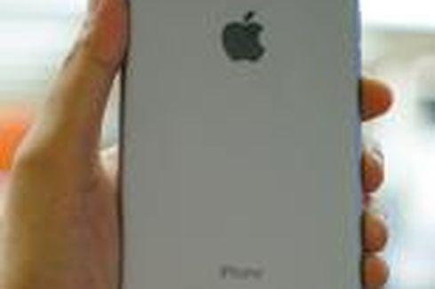 Logo Apple di iPhone Bakal Ada Fungsinya