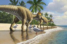 Temuan Fosil Ungkap Perjalanan Dinosaurus Seberangi Lautan