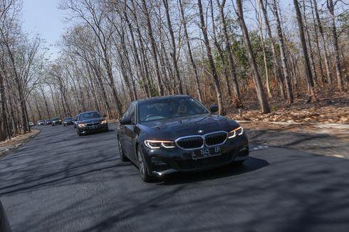 Jelajah 3 Kota Menggunakan BMW Seri 3 G20