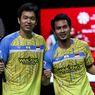 Final BWF World Tour Finals - Korsel Mendominasi, Indonesia Berharap pada Ahsan/Hendra