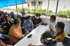 Usai Diprotes, Wali Kota Medan Bobby Nasution Kunjungi Markas Jurnalis