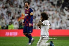 Real Madrid Vs Barcelona, Messi Belum Cetak Gol Lagi di El Clasico