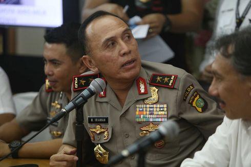Alasan Tito Karnavian Pilih Iriawan Jadi Asisten Operasi Kapolri