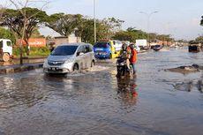 Pantai Mutiara Banjir, Ketahui Batas Aman Motor Melintas Genangan
