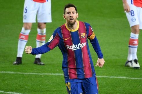 Berkat 3 Jersey Messi, Conmebol Dapat 50.000 Vaksin Jelang Copa America