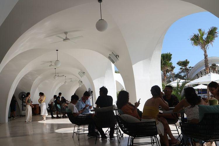 suasana di Cafe Del Mar