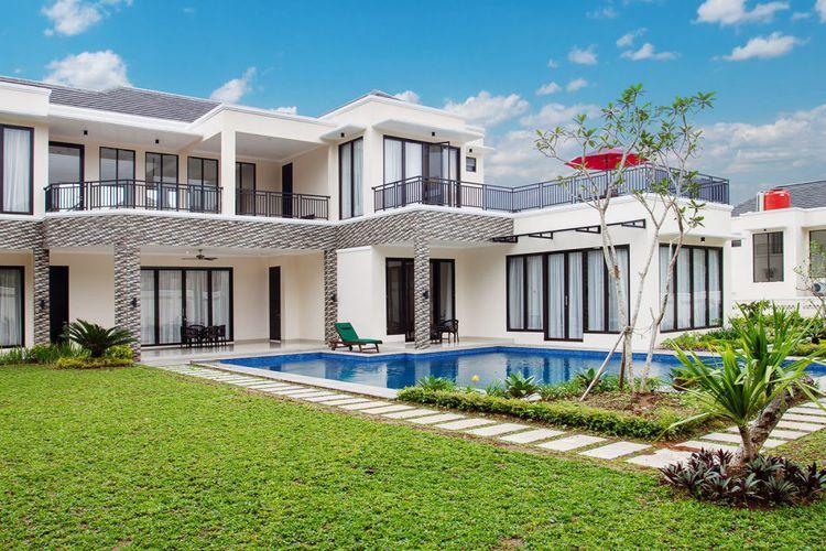 The Bali House, Puncak, Bogor, Jawa Barat DOK. thebalihouse.com