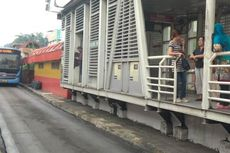 Genap Ganjil Berlaku, Penumpang Bus Transjakarta Meningkat