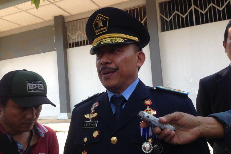 Kepala Kantor Wilayah Hukum dan HAM  Jateng Ibnu Chuldun, Kamis (17/8/2017)
