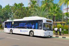 Waktu Operasional Uji Coba Bus Listrik Transjakarta Diperpanjang Jadi 12 Jam