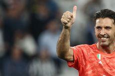 Juventus Vs Udinese, Buffon Samai Rekor Penampilan Del Piero di Serie A