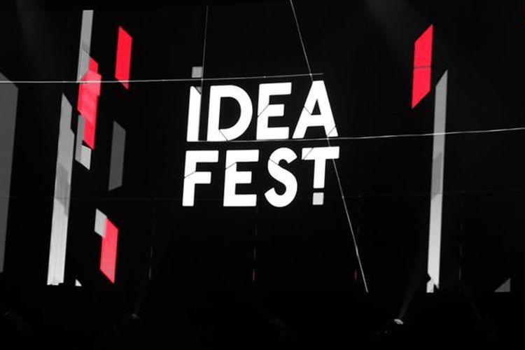 Gelaran IdeaFest 2016 di JCC, Senayan, 23-24 September 2016.