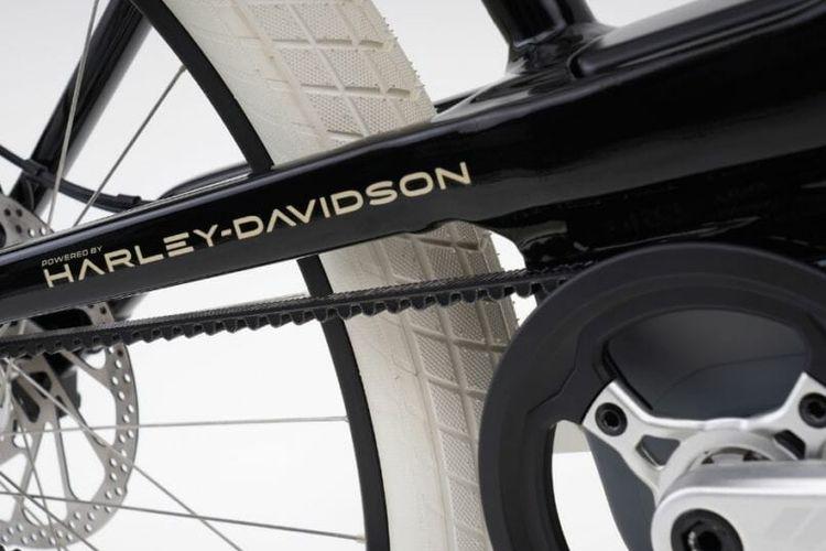 Sepeda listrik Harley-Davidson