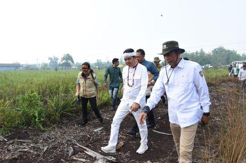 Kunjungan ke Kalimantan, Dedi Mulyadi Terima Masukan soal Gaji Satgas Karhutla