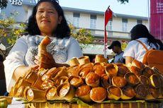 Mengenal Cerorot, Jajanan Khas yang Ikut Meriahkan Karnaval Heritage Lombok Sumbawa