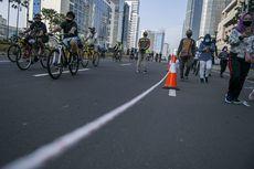 Jumpa Pesepeda Keluar Jalur Khusus, Pengemudi Harus Ekstra Waspada