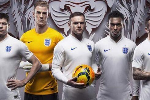 Warga Inggris Malas Belanja gara-gara Piala Dunia