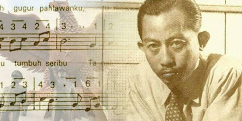 Lirik Dan Chord Lagu Gugur Bunga Dari Ismail Marzuki