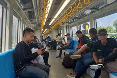 Pendapat Warga Setelah Satu Tahun LRT Palembang Beroperasi: Jadi Transportasi Favorit hingga Ubah Identitas Kota
