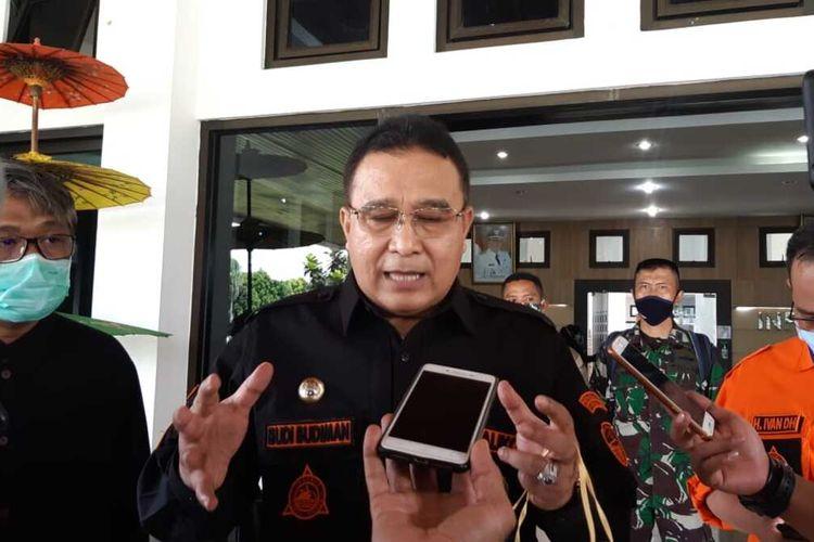 Wali Kota Tasikmalaya, Budi Budiman.
