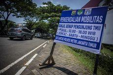 Mulai Senin, Sistem Ganjil Genap Diterapkan di 13 Lokasi di Jakarta