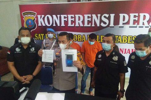 Terlibat Penyalahgunaan Narkoba, Oknum Anggota DPRD Labuhanbatu Utara Ditangkap Polisi, Begini Kronologinya