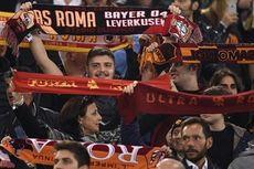 AS Roma Siap Hadapi Cristiano Ronaldo Dkk
