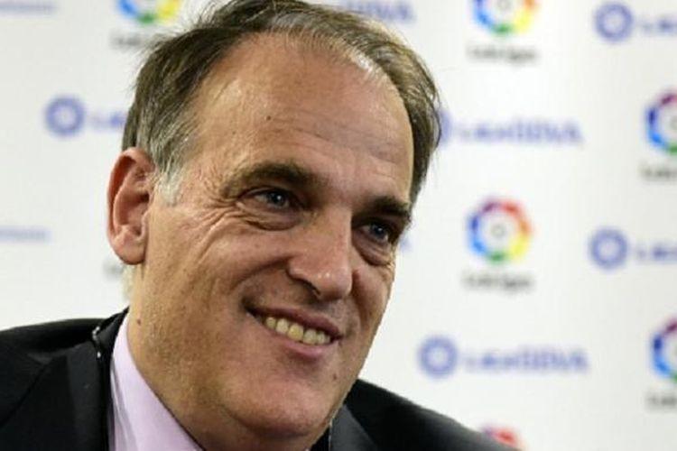 Presiden La Liga, Javier Tebas, merasa yakin bahwa laga El Clasico antara Real Madrid dan Barcelona di Stadion Santiago Bernabeu, Sabtu (21/11/2015), akan berjalan dengan lancar.