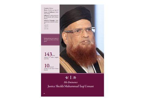 Mengenal Muhammad Taqi Usmani, Tokoh Muslim Paling Berpengaruh di Dunia