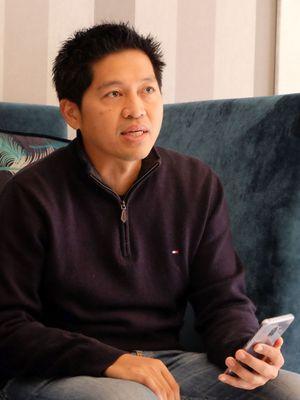 Jo Semidang, Corporate Marketing Director Samsung Indonesia.