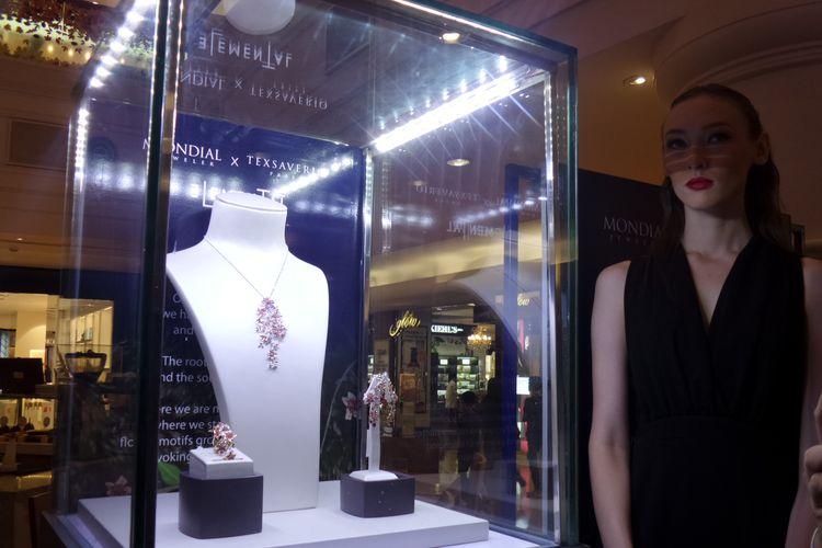 The Elemental, koleksi kolaborasi Mondial Jeweler bersama Tex Saverio.