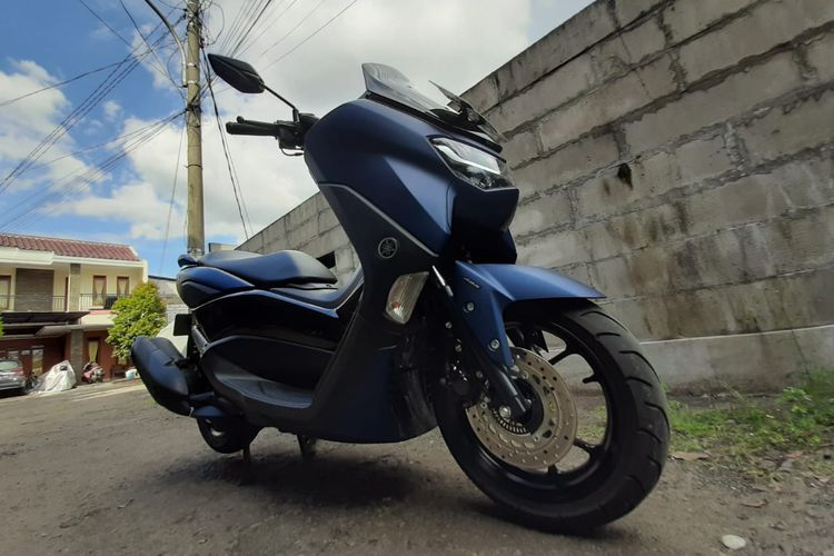 Yamaha NMAX 155 Connected/ABS