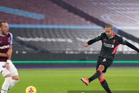 Debut Bela Liverpool di Liga Champions, Thiago Pertajam Rekor Istimewa