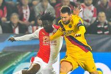 Slavia Praha Vs Barcelona, Blaugrana Menang via Gol Bunuh Diri
