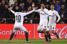 Valencia Vs Madrid, Ambisi Kelelawar Mestalla Kalahkan Los Blancos