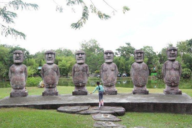 Taman Wisata Alam Mayang, Pekanbaru