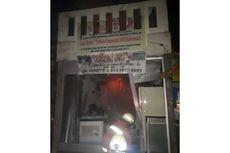 Korsleting Listrik, Rumah 2 Lantai di Cakung Terbakar