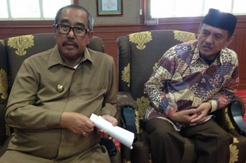 Humas: Tak Ditangkap KPK, Bupati Bandung Barat di Rumah Anaknya