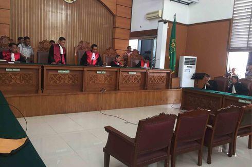 Sidang Tuntutan Terdakwa Bom Thamrin Aman Abdurrahman Ditunda