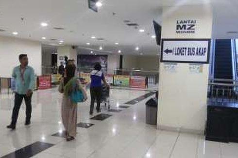 Terminal Pulogebang Jadi Percontohan