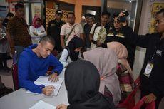Berkas Dukungan Calon Independen Rian Ernest Diterima KPU Batam