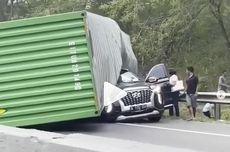 Fakta Kecelakaan Truk Kontainer Terbalik di Tol Cipularang yang Menewaskan Bos Indomaret, Sopir Kabur dan Diburu Polisi
